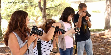 Palm Desert Beginner Digital Camera Class (Very small group) tickets