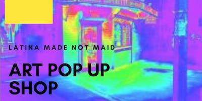 Art Pop Up Shop