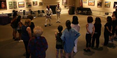 Women's Self-Defense Workshop (Mineola Public Library)
