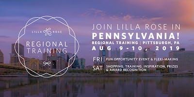 Lilla Rose Regional Training • Pittsburgh, PA