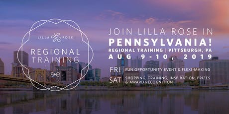 Lilla Rose Regional Training • Pittsburgh, PA tickets
