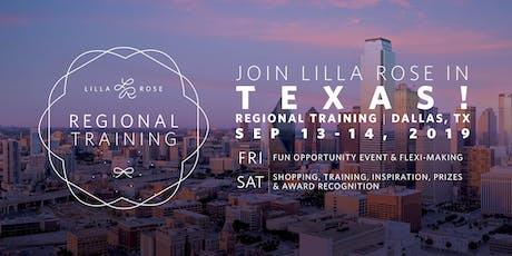 Lilla Rose Regional Training • Dallas, TX tickets