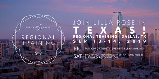 Lilla Rose Regional Training • Dallas, TX