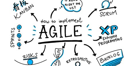 Singapore- Agile Project Management with Scrum Training & Certification tickets
