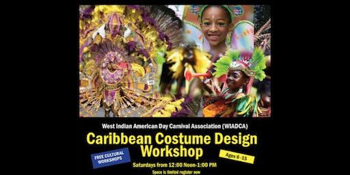 Caribbean Costume Design Workshop