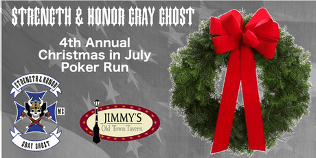 SHMC Gray Ghost 4th Annual Christmas in July Poker Run tickets
