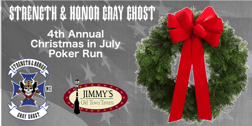 SHMC Gray Ghost 4th Annual Christmas in July Poker Run