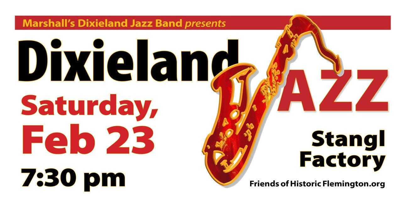 Dixieland Jazz at Stangl Stage