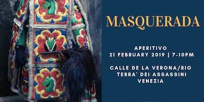 Masquerada | Group exhibition Akka Project Venezia