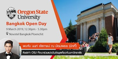 Oregon State University Open Day 2019