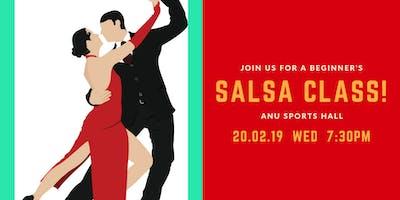 Self Care Through Salsa