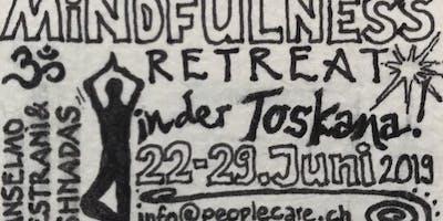 Mindfulness & Yoga Retreat in der Toskana