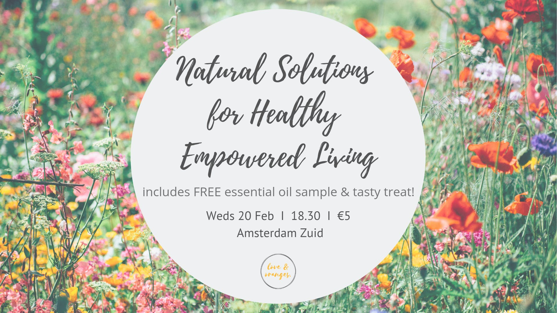 Natural Solutions for Healthy Empowered Livin
