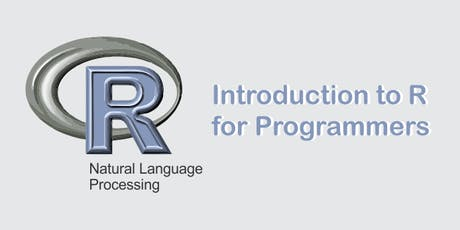 Hong Kong - Natural Language Processing with R Training & Certification tickets