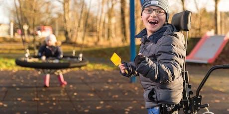 Västerås (för fysioterapeuter): Hur påverkar spasticitet vardagen för barn och unga? tickets