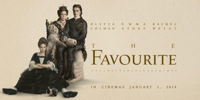 The Favourite - Lunchbio