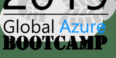 Global Azure Bootcamp 2019 - RJ