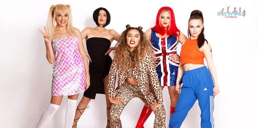 Spice World - a tribute to The Spice Girls live in Falkirk