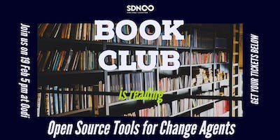Book Club: Open Source Tools for Change Agents