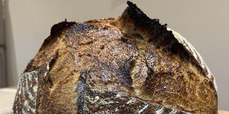Sourdough Baking - Beginner's Course tickets