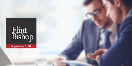 Dismissals, data protection and employment law developments: Burton