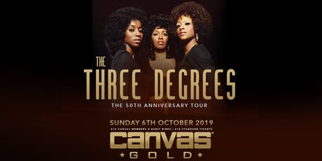 The 3 Degrees: 50th Anniversary Tour tickets