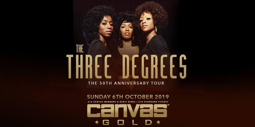 The 3 Degrees: 50th Anniversary Tour