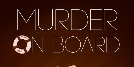 """Murder On Board"" free book launch"