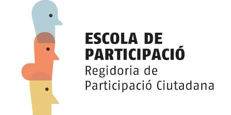 """Curs-taller """"Millorar la transparència de la nostra entitat. Obligacions i novetats legislatives."""" (5 d'Octubre del 2019) entradas"""