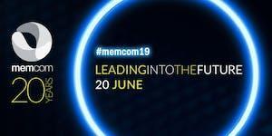memcom conference & awards 2019