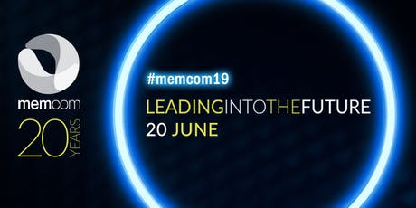 memcom conference & awards 2019 tickets