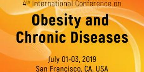 4th International Conference on Obesity and Chronic Diseases tickets