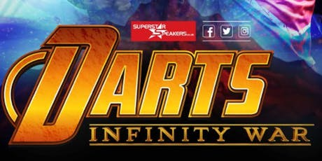 LIVE Darts | Infinity War Featuring Phil 'The Power' Taylor tickets