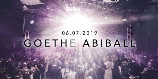 Abiball des Goethe Gymnasiums 2019