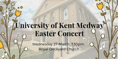 University of Kent Medway Easter Concert