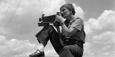 As mulheres na fotografia