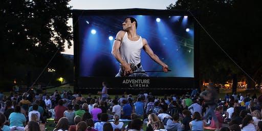 Bohemian Rhapsody Outdoor Cinema at Stoke Rochford Hall, Grantham