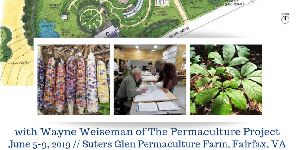 Master Permaculture Design Course With Wayne Weiseman Tickets Wed