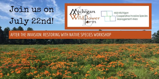 After the invasion: Restoring with native species