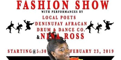 Fashion Show Presented by Gullah Roots