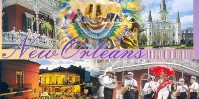 From Atlanta to New Orleans, LA Bus Trip - June 24th-28th, 2019