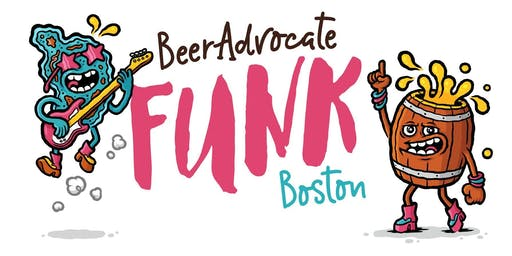 FUNK Boston: A Wild & Sour Beer Fest