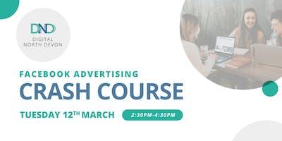 Facebook Advertising Crash Course (Afternoon)