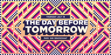 The Day Before Tomorrow 2019 tickets