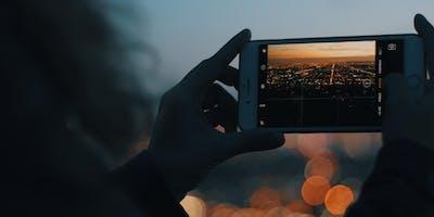 Workshop fotografia com o celular