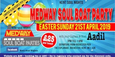 Kent Soul Nights Easter Sunday Soul Boat