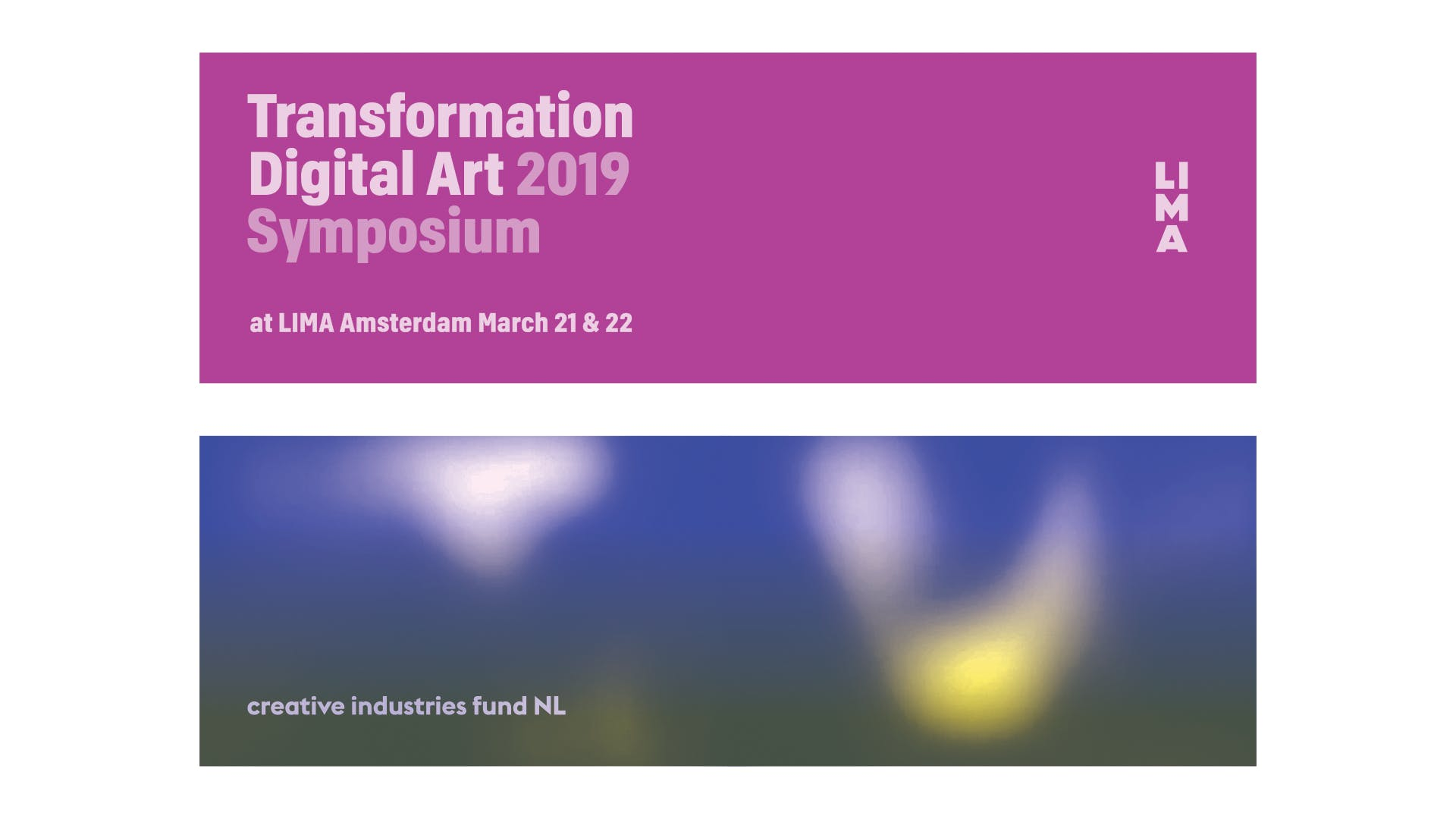 Transformation Digital Art Symposium 2019