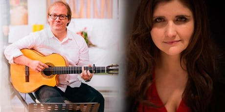 Tisca Castro + Diego Baeza - Latin, Jazz, Soul und Folk - Album Release Tickets