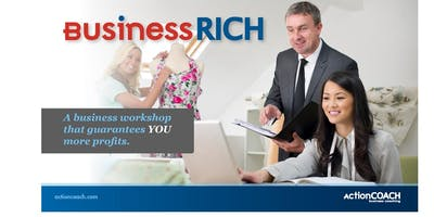 BUSINESS RICH (Masterclass) Taster Session