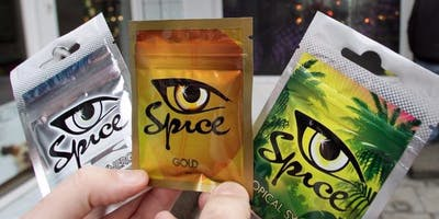 Novel Psychoactive Substances Including SPICE Trai